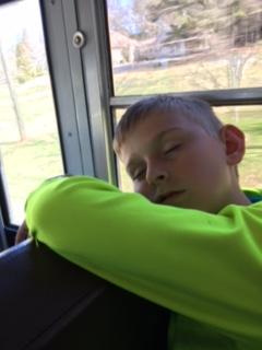 6 colin sleep